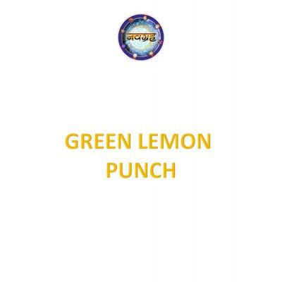 Green Lemon Punch