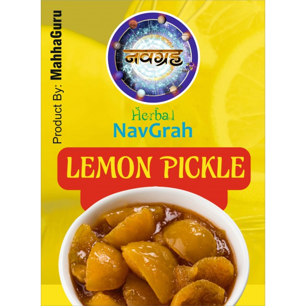 LEMON PICKLE