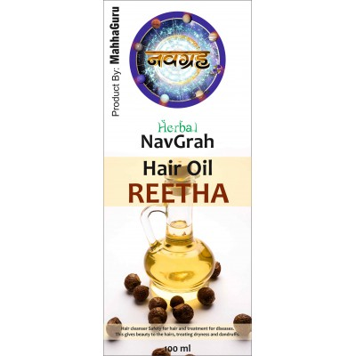 Hair Oil Reetha