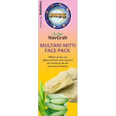 FACE PACK MULTANI MITTI