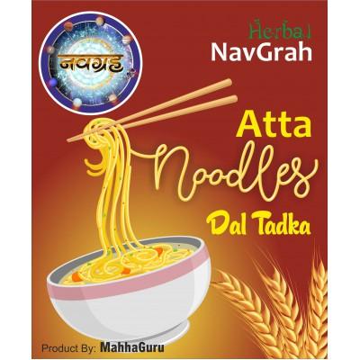 Atta Noodles Dal Tadka