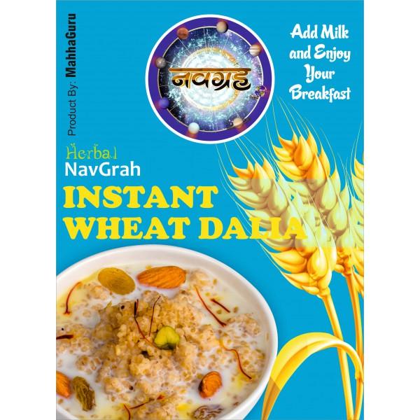 Instant Wheat Dalia
