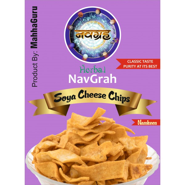 SOYA CHEESE CHIPS