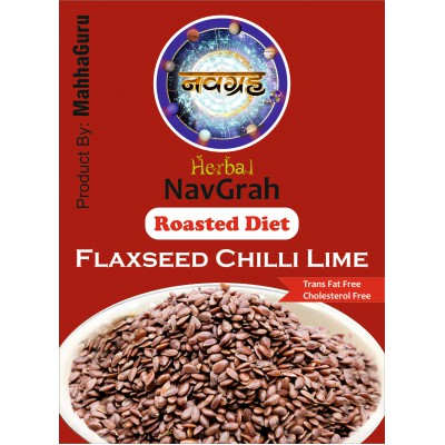 NAVGRAH RAOSTED DIET FLAXSEED CHILLI LIME
